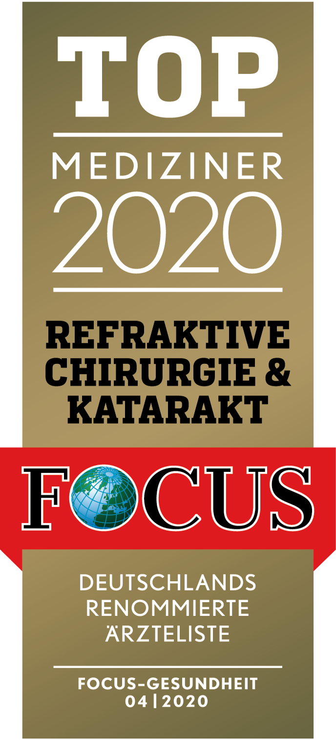 Focus Siegel Top Mediziner 2020