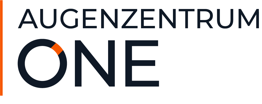 Augenzentrum ONE Logo